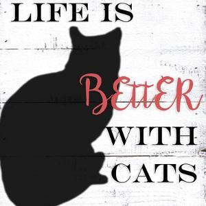 With Cats by Anne Seay