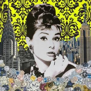 Audrey yellow by Anne Storno