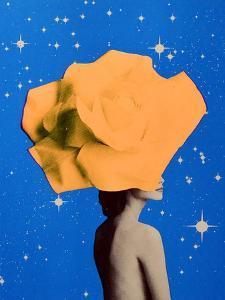 Secret woman _ Orange by Anne Storno