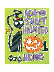 Bats and Black Cats III by Anne Tavoletti