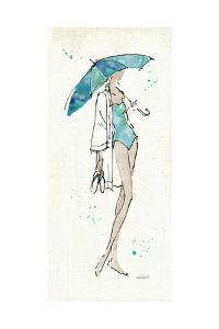 Beach Divas I by Anne Tavoletti