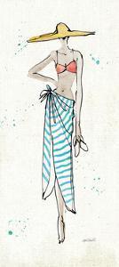 Beach Divas III Color by Anne Tavoletti
