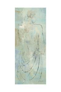 Beauty in the Mist I Panel by Anne Tavoletti