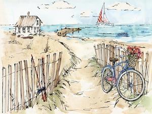 Coastal Catch V by Anne Tavoletti