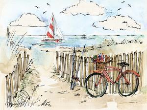 Coastal Catch VI by Anne Tavoletti
