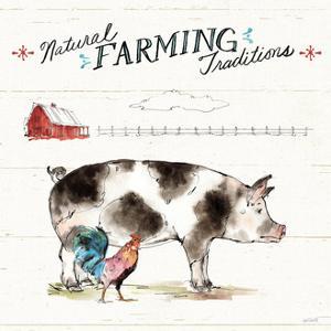 Down on the Farm III by Anne Tavoletti