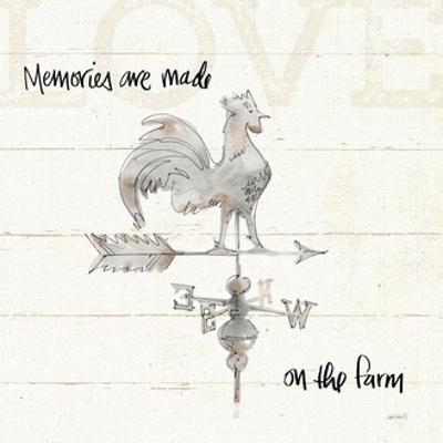 Farm Memories V by Anne Tavoletti