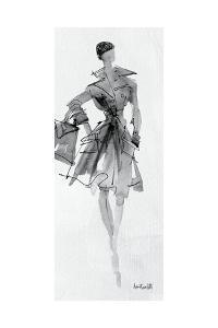 Fashion Sketchbook VII by Anne Tavoletti