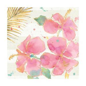 Flamingo Fever VII by Anne Tavoletti