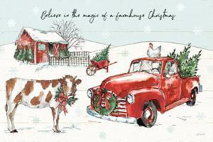 Holiday on the Farm II Believe by Anne Tavoletti