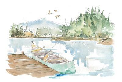Lakehouse I on White