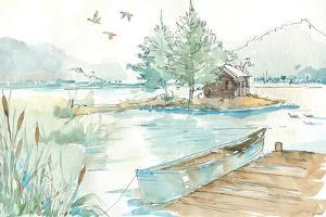 Lakehouse II by Anne Tavoletti