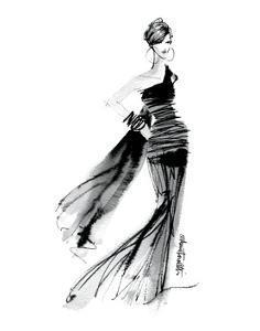 Modern Fashion IV by Anne Tavoletti