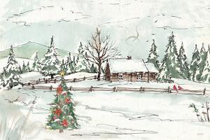 Seasonal Charm X by Anne Tavoletti