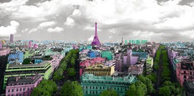 Pinky Paris by Anne Valverde