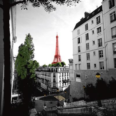 Stairway to Eiffel