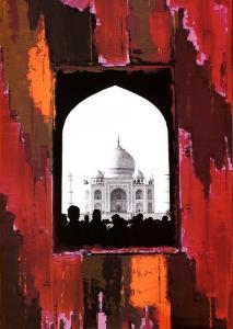 Taj Mahal by Anne Valverde