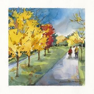 Strolling by Annelein Beukenkamp