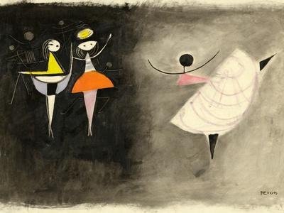 Dancer, C.1950
