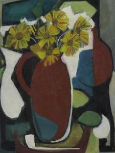 Still Life with Jars, C.1945 by Anneliese Everts