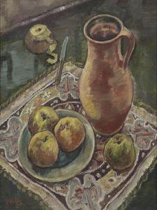 Still Life with Jug, 1943 by Anneliese Everts
