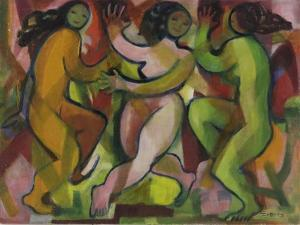 Untitled, C.1950 by Anneliese Everts