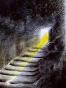 Way to the Light, 1991-96 by Annette Bartusch-Goger
