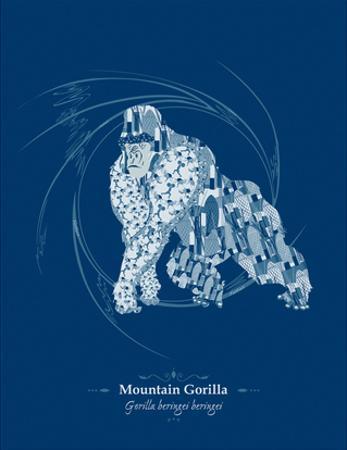 WWF Mountain Gorilla - Animal Tails