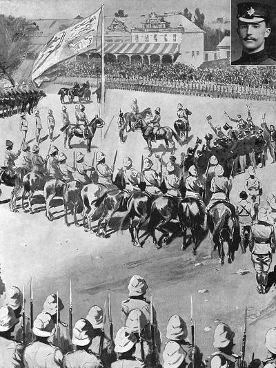Annexation of the Orange Free State, 2nd Boer War, May 1900--Giclee Print
