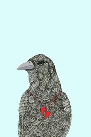 Broken Heart by Annie Bailey Art