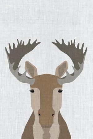 Moose by Annie Bailey Art