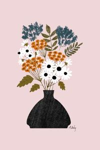 Summer Wildflowers by Annie Bailey Art