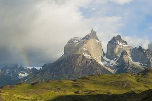 Torres Del Paine National Park, Patagonia, Chile, South America by Annie Bailey Art