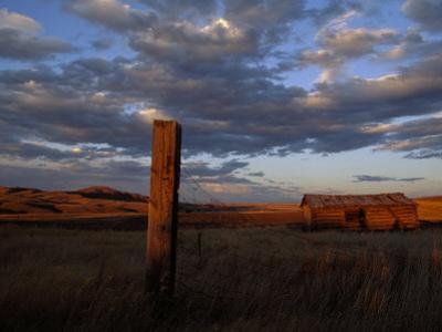 Abandoned Homestead Near Edgar