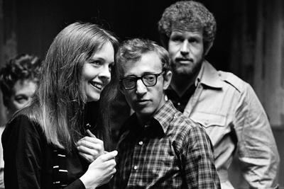 Tony roberts woody allen and diane keaton annie hall