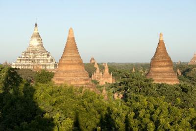 Terracotta Temples of Bagan, Mandalay Division