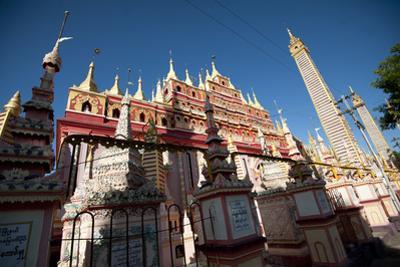 Thanboddhay Pagoda, Monywa