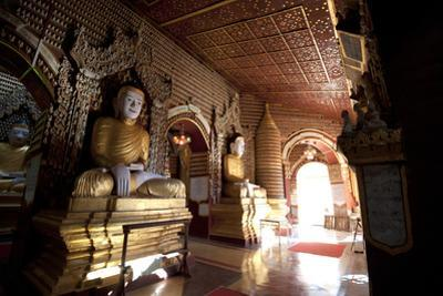 Thanboddhay Pagoda, Sagaing Division