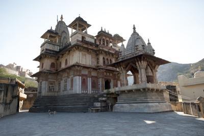 The Jagat Shiromani Hindu Temple, Dedicated to Shiva, Krishna and Meera Bhai