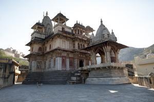 The Jagat Shiromani Hindu Temple, Dedicated to Shiva, Krishna and Meera Bhai by Annie Owen
