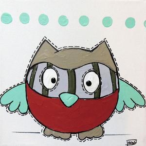 Owl 2 by Annie Rodrigue