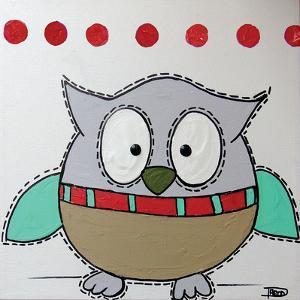 Owl 3 by Annie Rodrigue