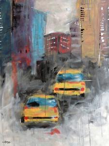 Street by Annie Rodrigue