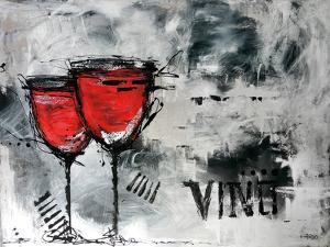 Vino 8 by Annie Rodrigue