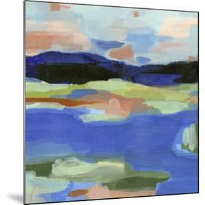 Blue Landing II by Annie Warren
