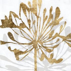 Golden Gilt Bloom II by Annie Warren