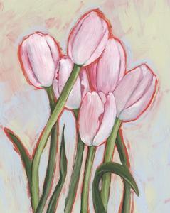 Peppy Tulip II by Annie Warren