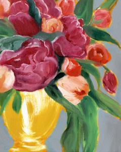 Plush Harvest II by Annie Warren
