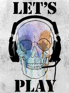 Skull Games I by Annie Warren