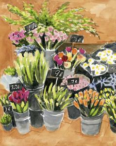 Street Florist I by Annie Warren